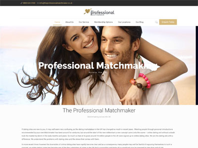 The Professional Matchmaker