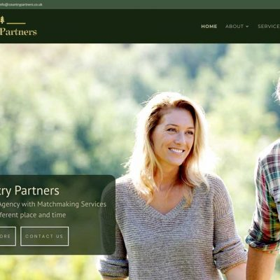 country partners homepage